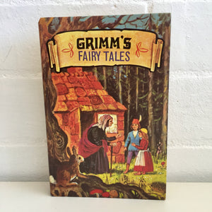 Grimm's Fairy Tales - By The Brothers Grimm