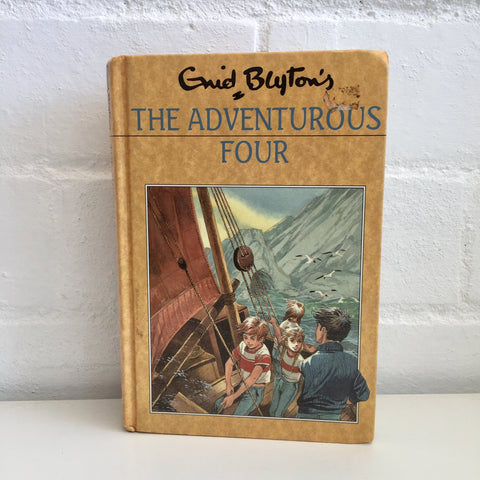 Enid Blyton's The Adventurous Four