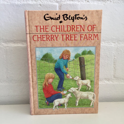 Enid Blyton The Children of Cherry Tree Farm