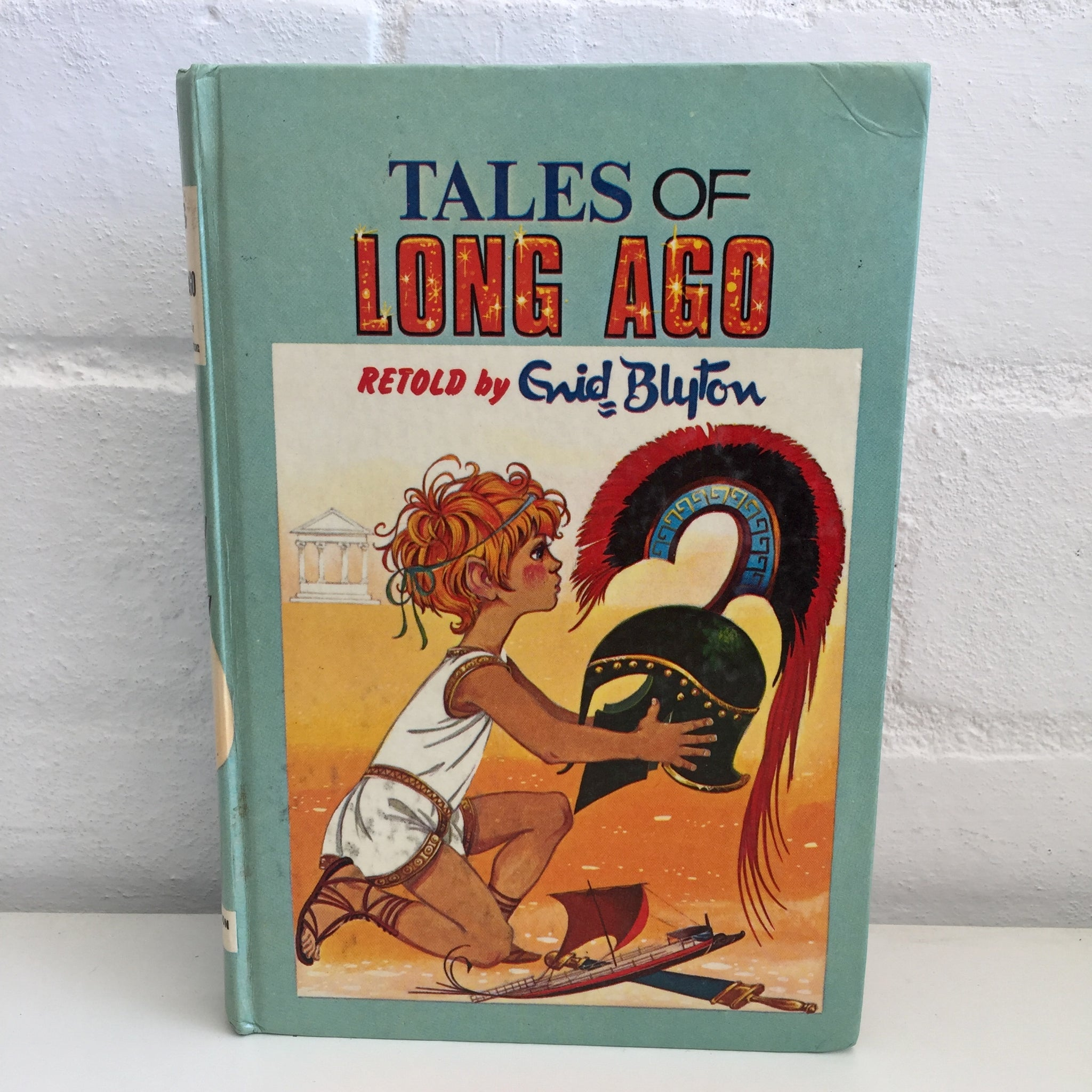Tales of Long Ago Retold by Enid Blyton Children's Book