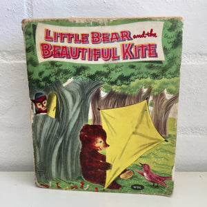 Little Bear and the Beautiful Kite by Janice Udry BOOK