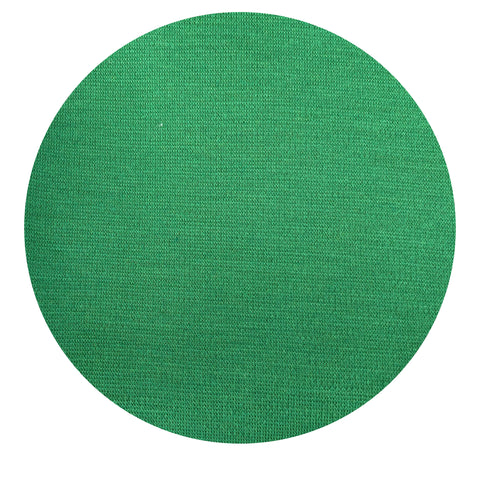 BRIGHT Green Knit Vintage FABRIC Sewing Craft LOVELY