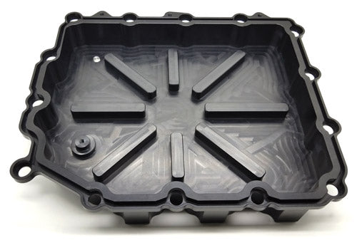 Burger Tuning BMS Billet Aluminum BMW DCT Transmission High Capacity Oil Pan