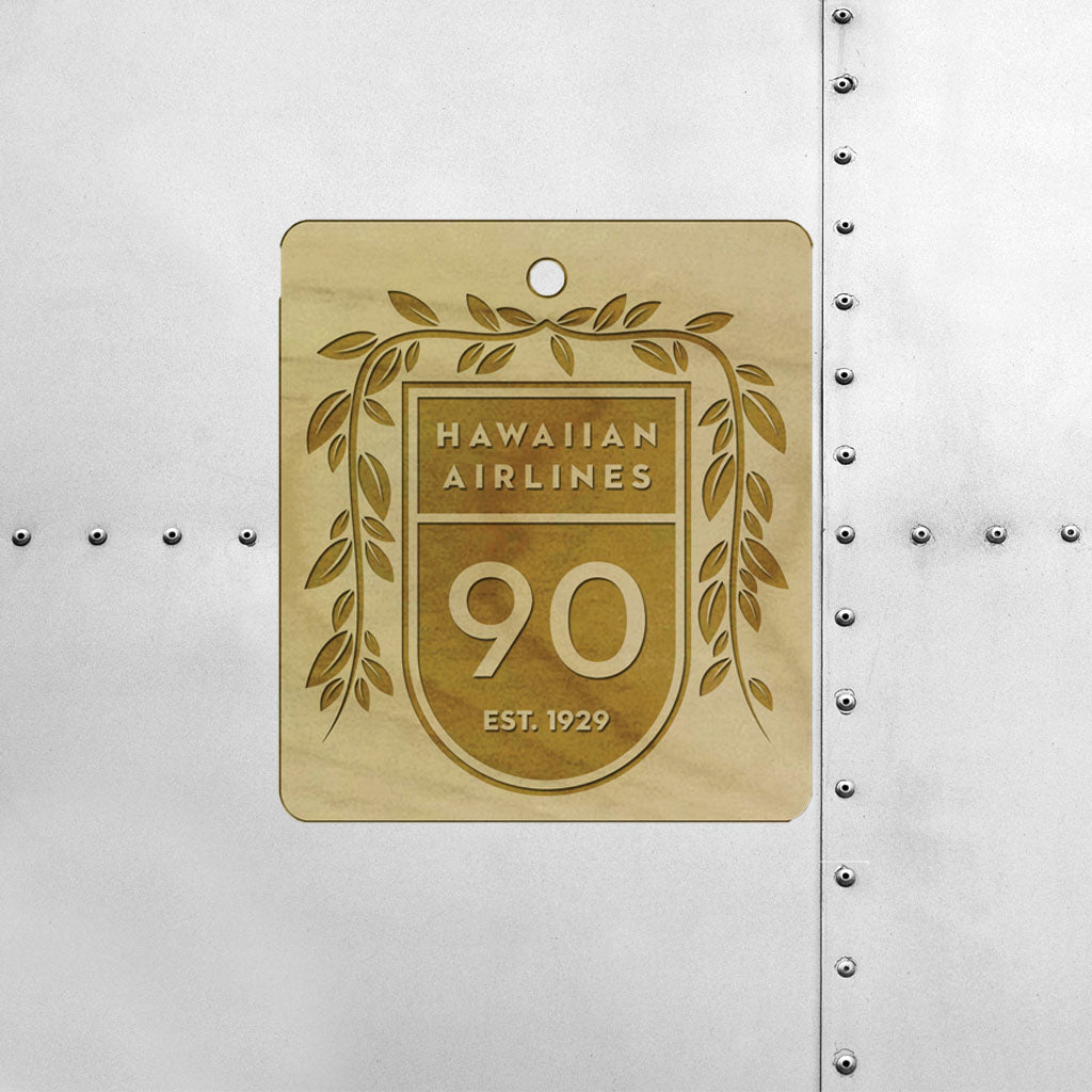 90TH ANNIVERSARY HOLIDAY ORNAMENT