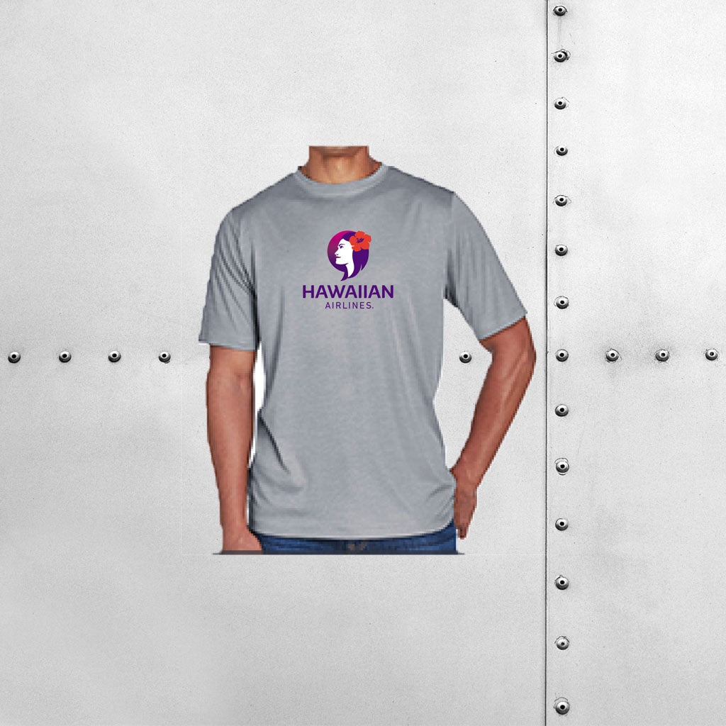 HAWAIIAN AIRLINES PERFORMANCE TEE