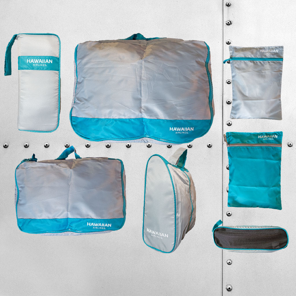 7 PIECE PACKING SET