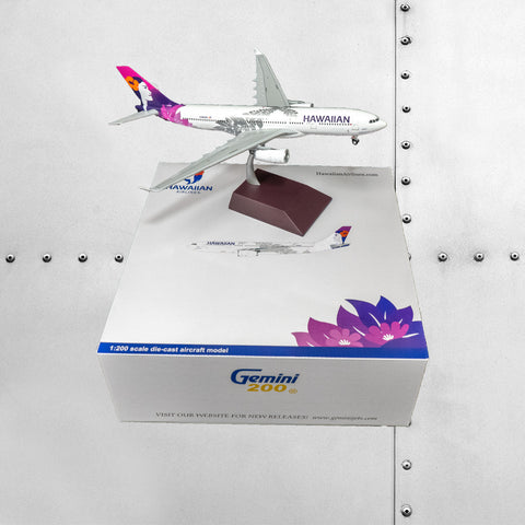 AIRBUS A330 1/200 GEMINIJETS MODEL PLANE (NEW)