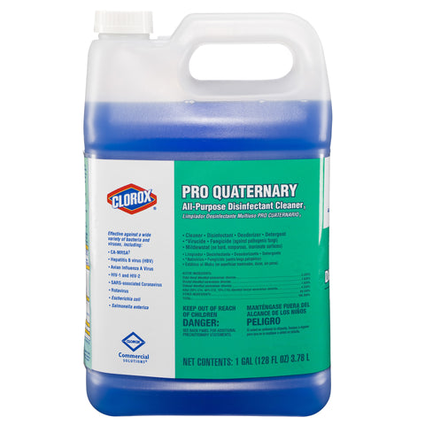 z Clorox Pro Quaternary Disinfecting Cleaner
