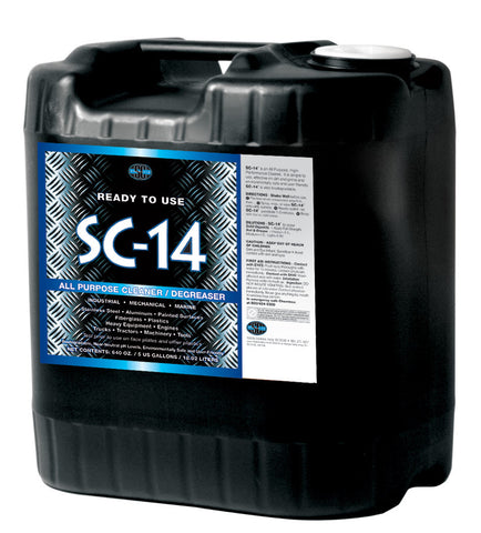 SC-14™ All-Purpose Cleaner / Degreaser for Industrial