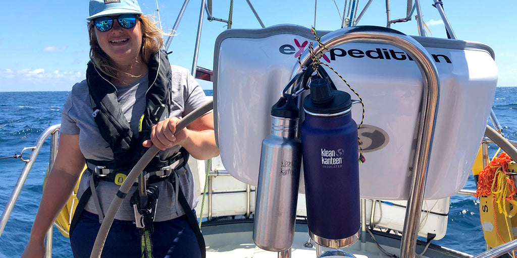 Protecting Our Oceans One Leg At A Time Klean Kanteen