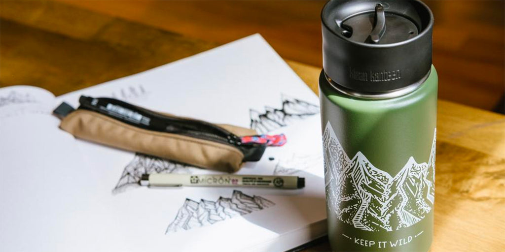 We Keep It Wild - Limited Edition Kanteen to Support Wild Places