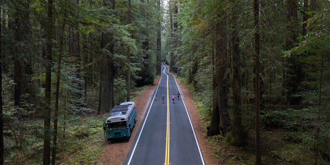 From Sand to Snow: A West Coast Road Trip