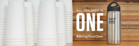 #BringYourOwn - All You Need Is One!