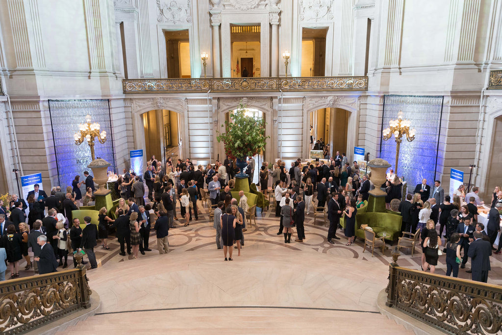 NatureBridge Gala, An Evening with NatureBridge, at San Francisco City Hall on May 18, 2016