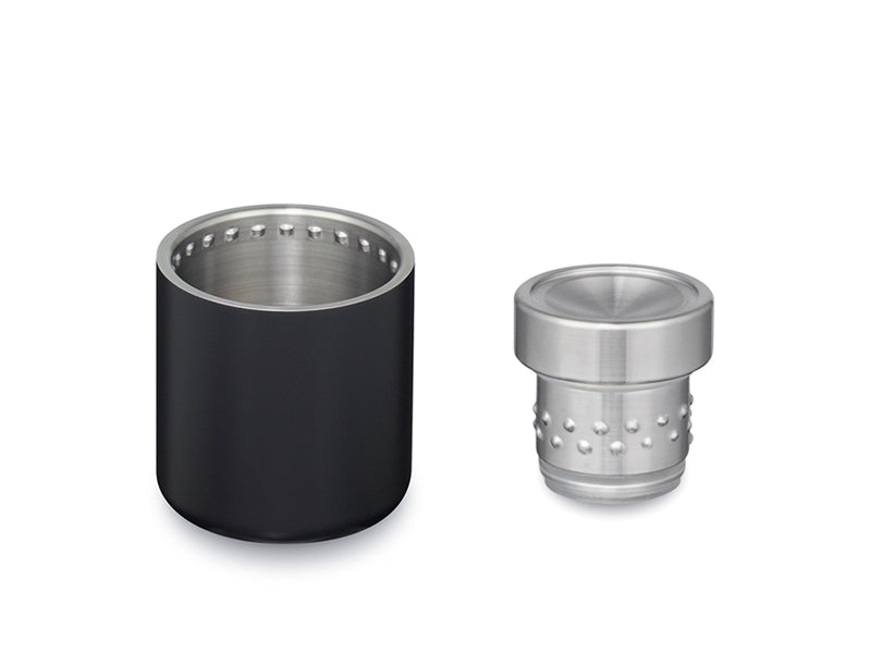 Steel Cup and Pour Through Cap