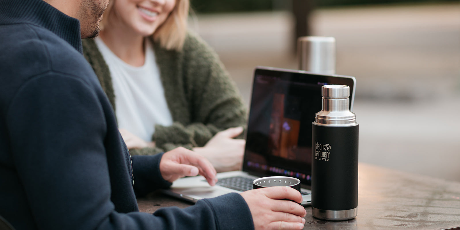 Insulated TKPro Thermal Bottle