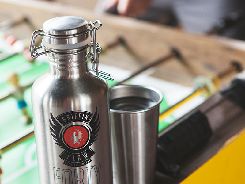 Klean Kanteen Custom Pints and Tumblers