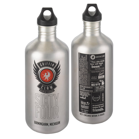 Griffin Brewing Growler