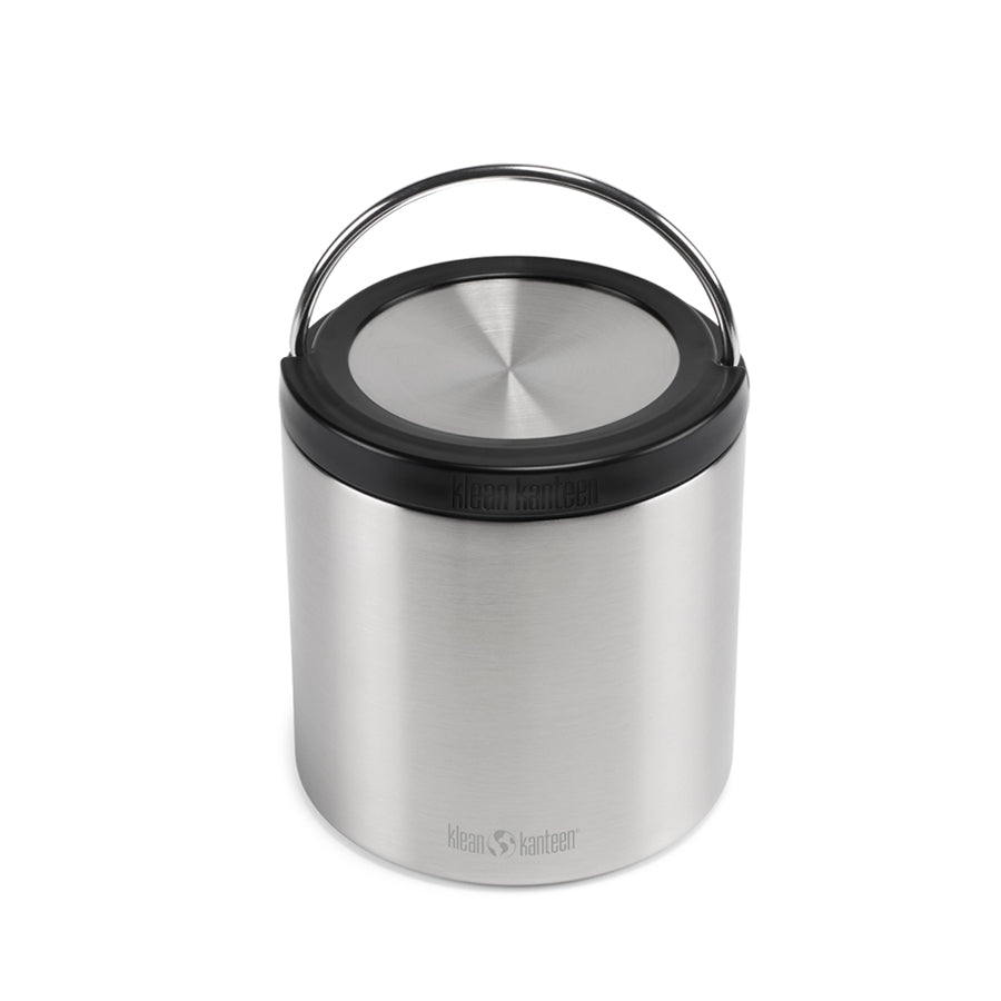 Canister with Easy Carry Swivel Loop