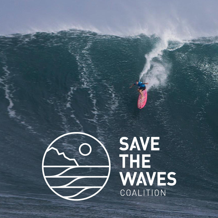 Save the Waves Coalition Bottle
