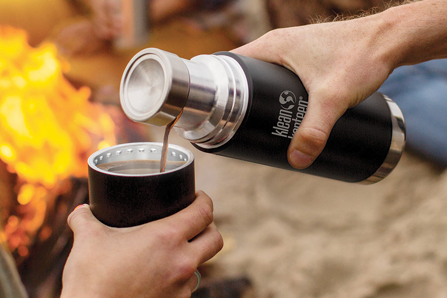 TKPro Pour Through Kanteen and Thermos