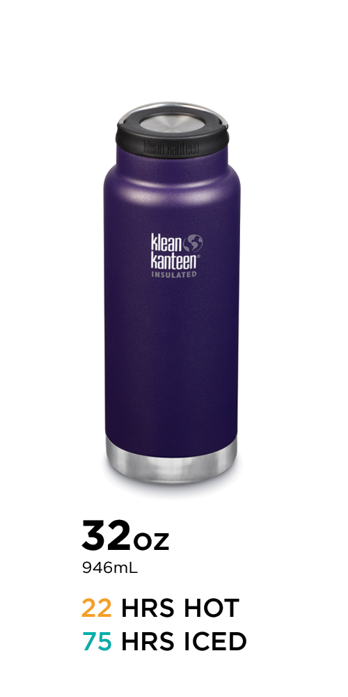 32oz TKWide Insulated Kanteen