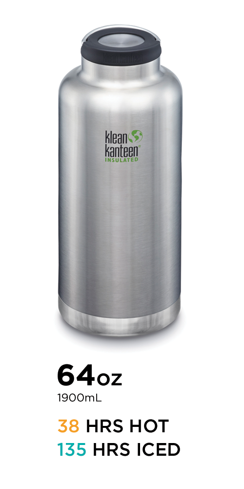 64oz TKWide Insulated Kanteen