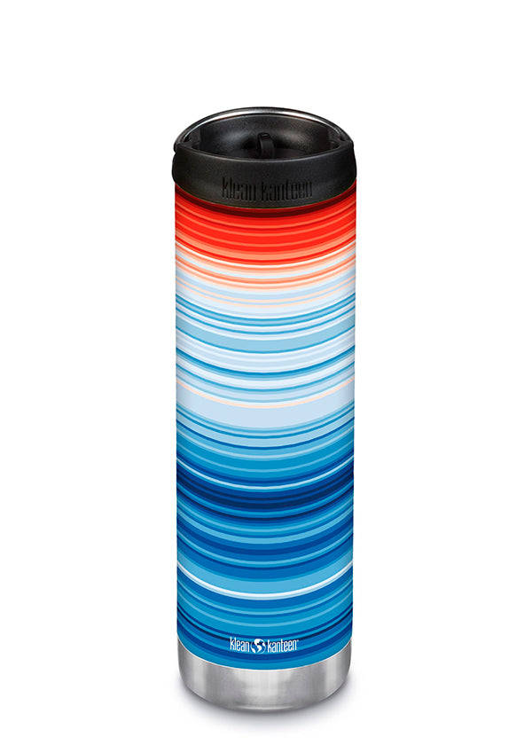 Limited Edition Warming Stripes Water Bottle