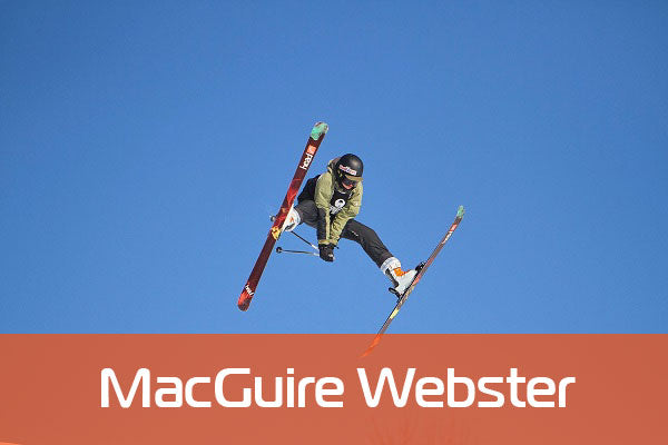 MacGuire Webster | Mad Yeti Rider