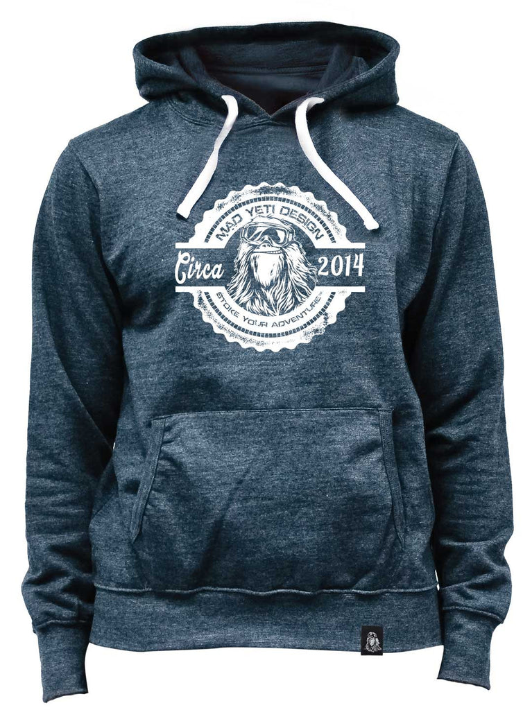 Pop The Top Yeti Hoodie- front