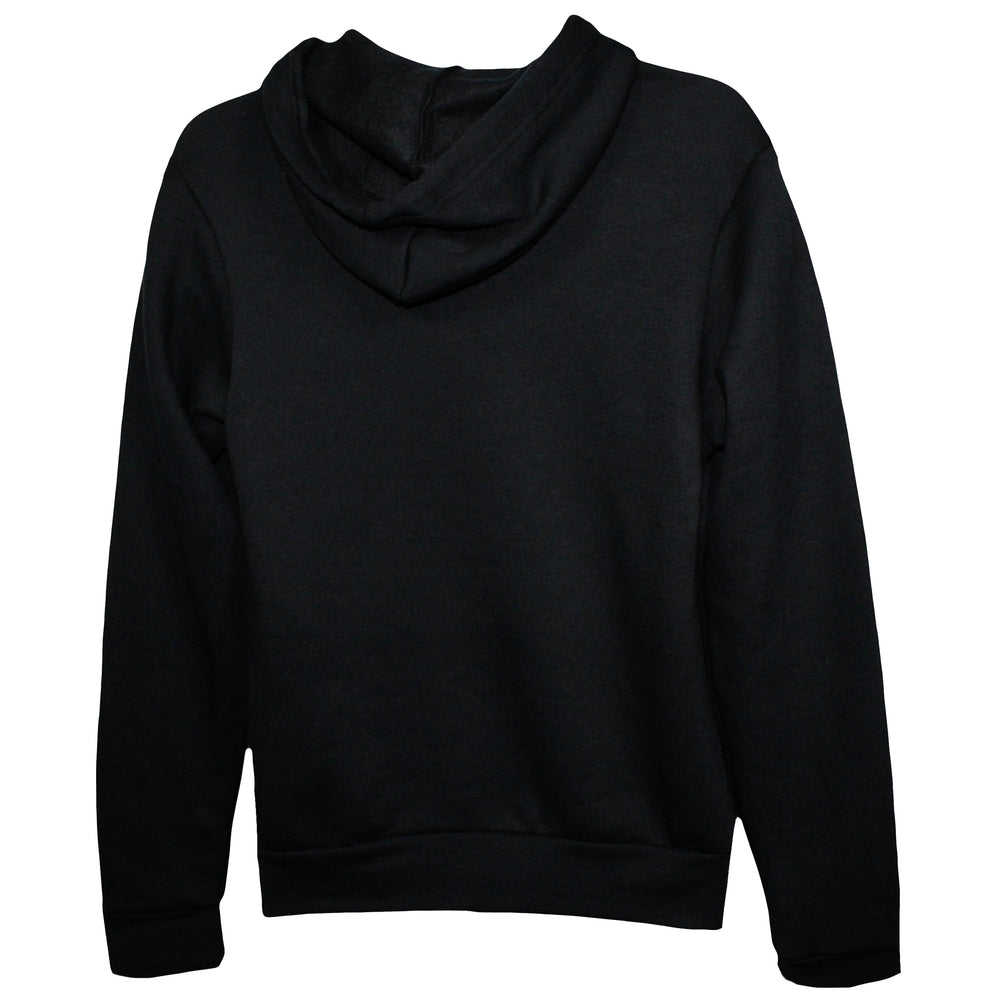 Living the Purelyfe Colombia Pullover Sweatshirt Hoodie Black