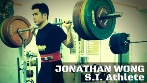A Collaboration with Jonathan Wong - The First Official S.I. Athlete