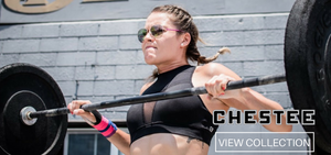 Chestee sports bra