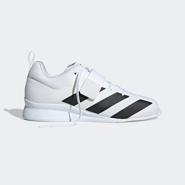 Adidas Adipower 2 Shoes - White/Black