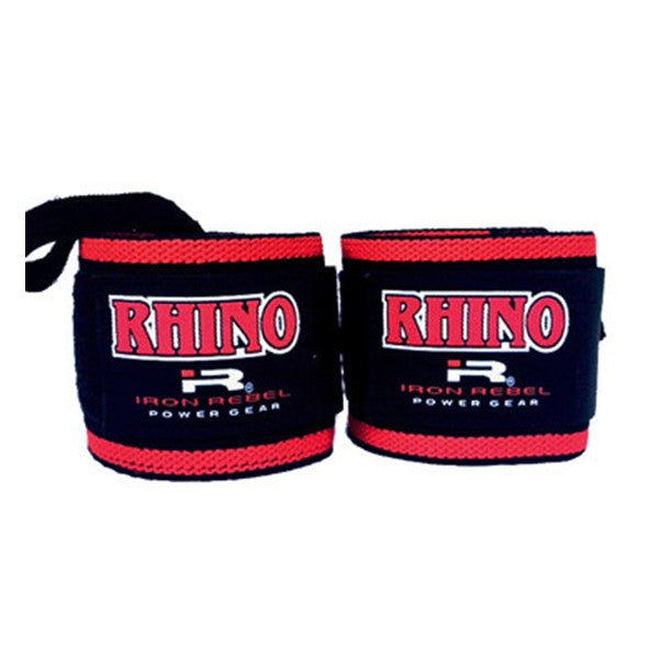 Iron Rebel RHINO Wrist Wraps
