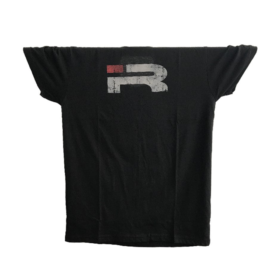 Iron Rebel Tshirt Black