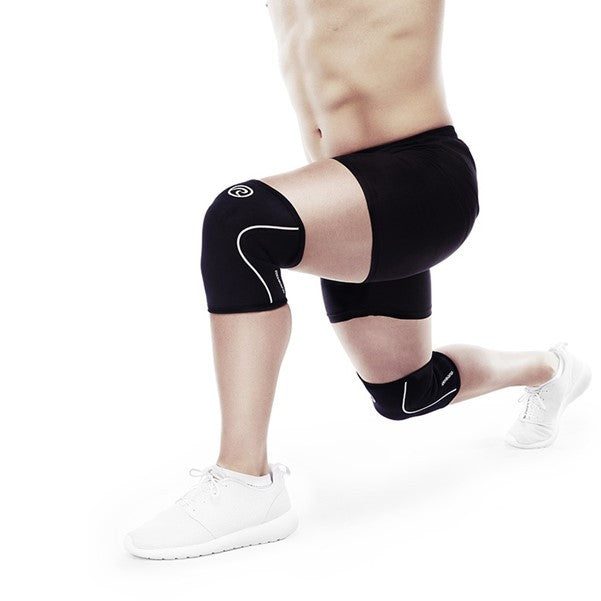105306 RX Line 5MM Knee Support - Black