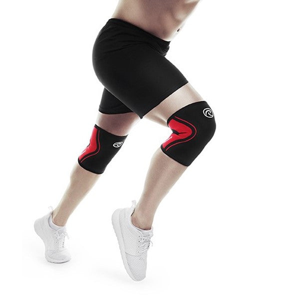 105236 RX Line 3MM Knee Support - Black/Red