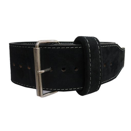 Titan Toro Bravo Suede 1-Prong Powerlifting Belt