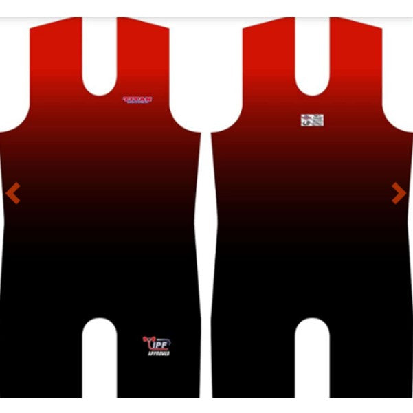 Titan Triumph Sublimated Colour Singlet
