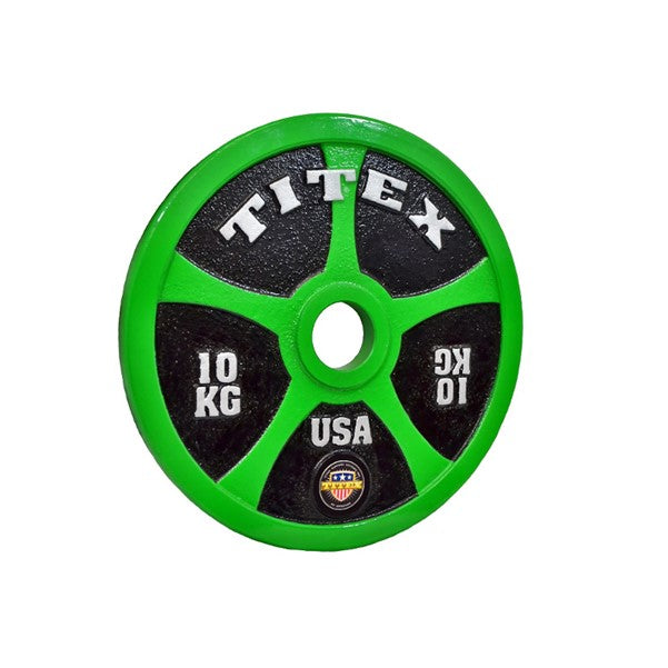 Titex Calibrated 10Kg Plate
