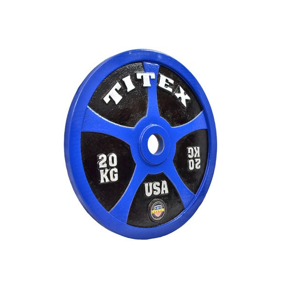 Titex Calibrated 20Kg Plate