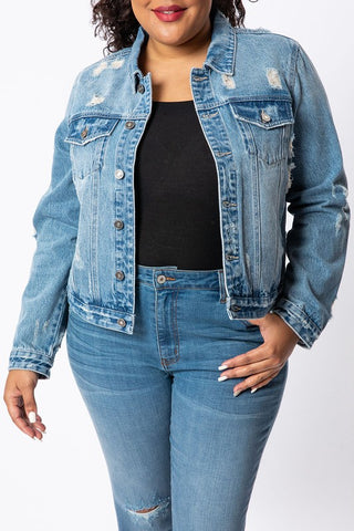 Kancan Denim Jackets