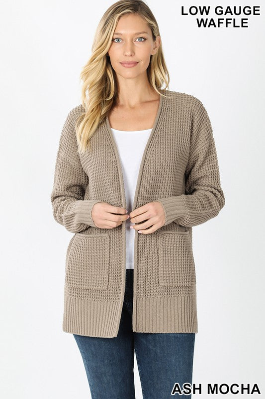 Warm and Cozy Sweater in Mocha