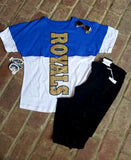 Royals Colorblock Tee