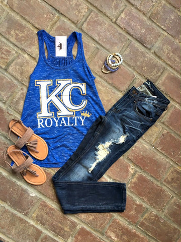 KC Royalty Tank