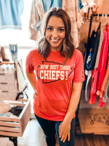 How Bout Those Chiefs Tee
