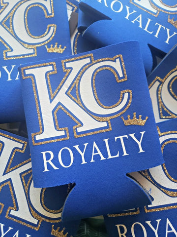 Kc Royalty Koozie