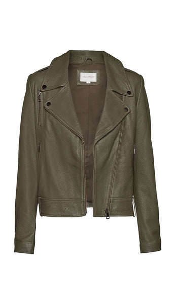Carrie Leather Jacket