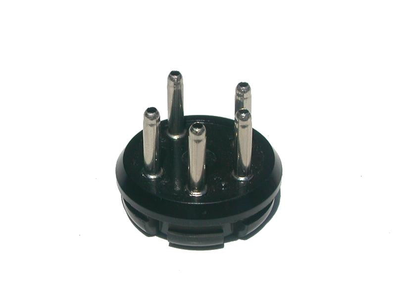 5 pin male Hammond / Leslie Cable Connector